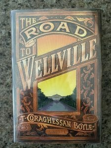 Book cover for A Road To Wellville