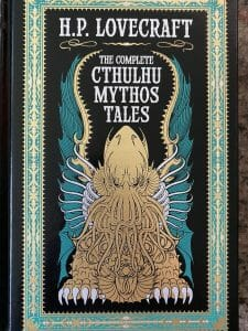 Book cover for The Complete Cthulhu Mythos Tales