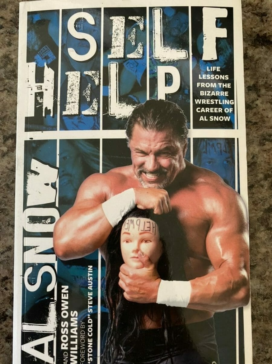 "Picture of the book ""Self Help: Al Snow"""
