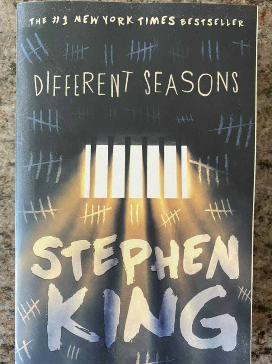 Book cover for Different Seasons