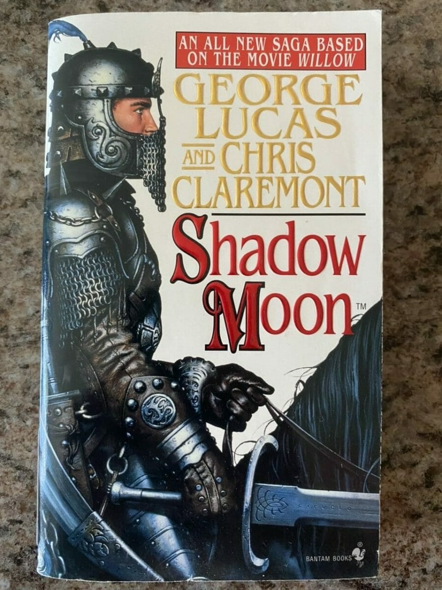 Book cover for Shadow Moon