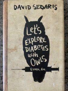 Book cover for Let's Explore Diabetes with Owls.