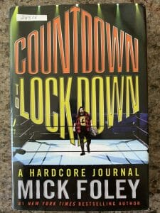 Book cover for Countdown to Lockdown