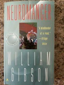 Book cover for Neuromancer