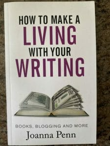Book cover for How To Make A Living With Your Writing