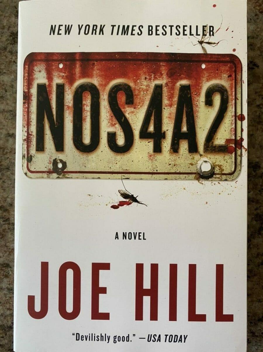 Book cover for NOS4A2