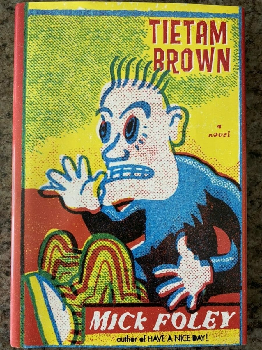 Book cover of Tietam Brown