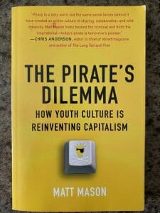 Book cover for The Pirate's Dilemma