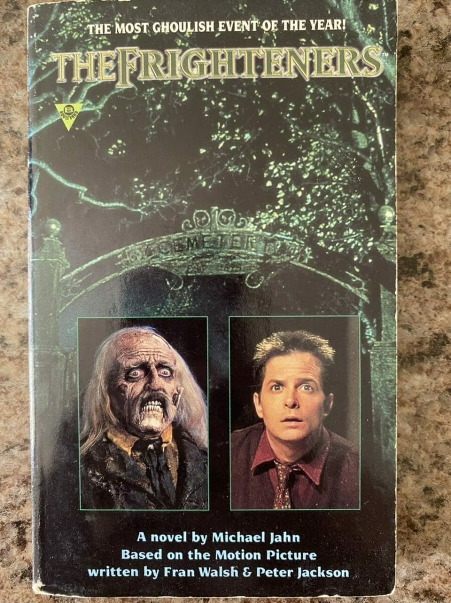 Book cover for The Frighteners