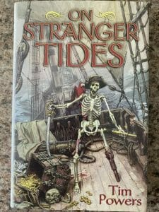 Book cover of On Stranger Tides