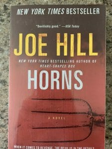Book cover for Horns