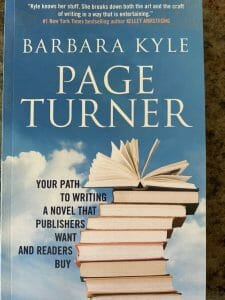 Book cover of Page Turner
