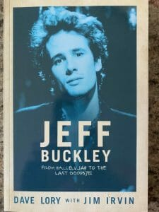 Book cover for Jeff Buckley From Hallelujah to the Last Goodbye