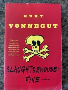 Book cover for Slaughterhouse-Five