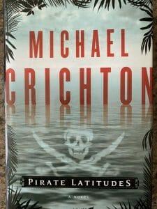 Book cover for Pirate Latitudes