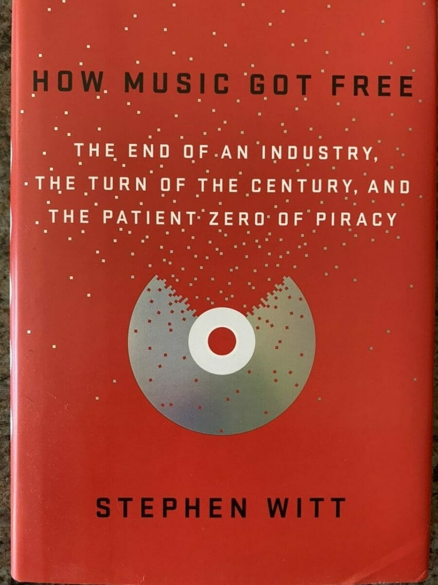 Book cover for How Music Got Free