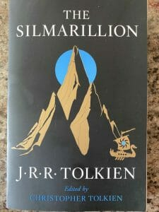Book cover for The Silmarillion