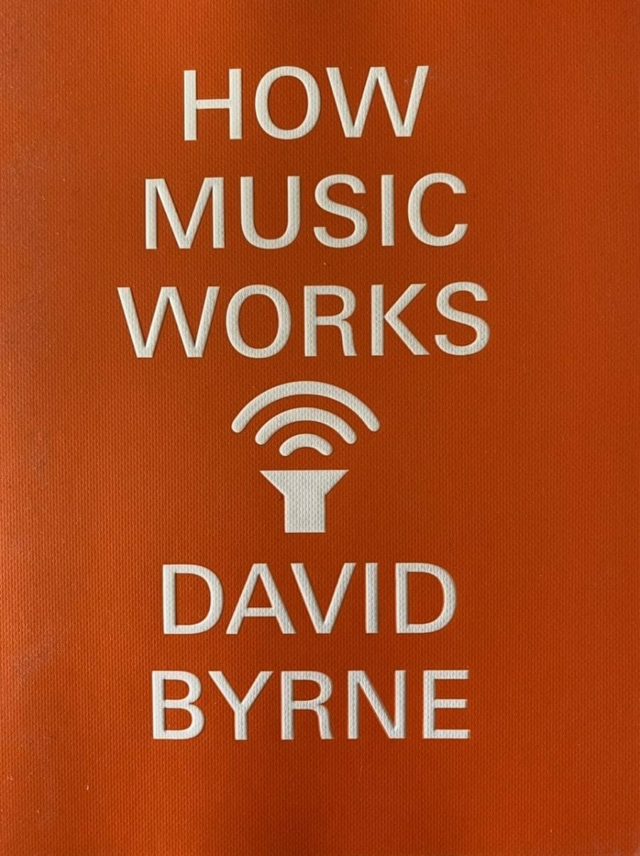 Book cover for How Music Works