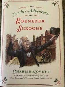 "Picture of the book ""The Further Adventures of Ebenezer Scrooge"""