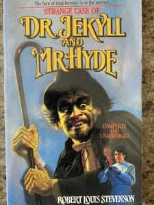 Book cover for Dr. Jekyll and Mr. Hyde