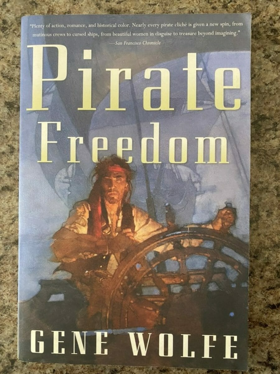 Book cover for Pirate Freedom