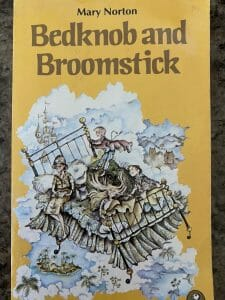 "Picture of the book ""Bedknob and Broomstick"""