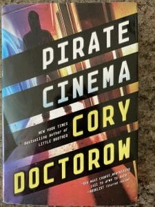 Book cover for Pirate Cinema