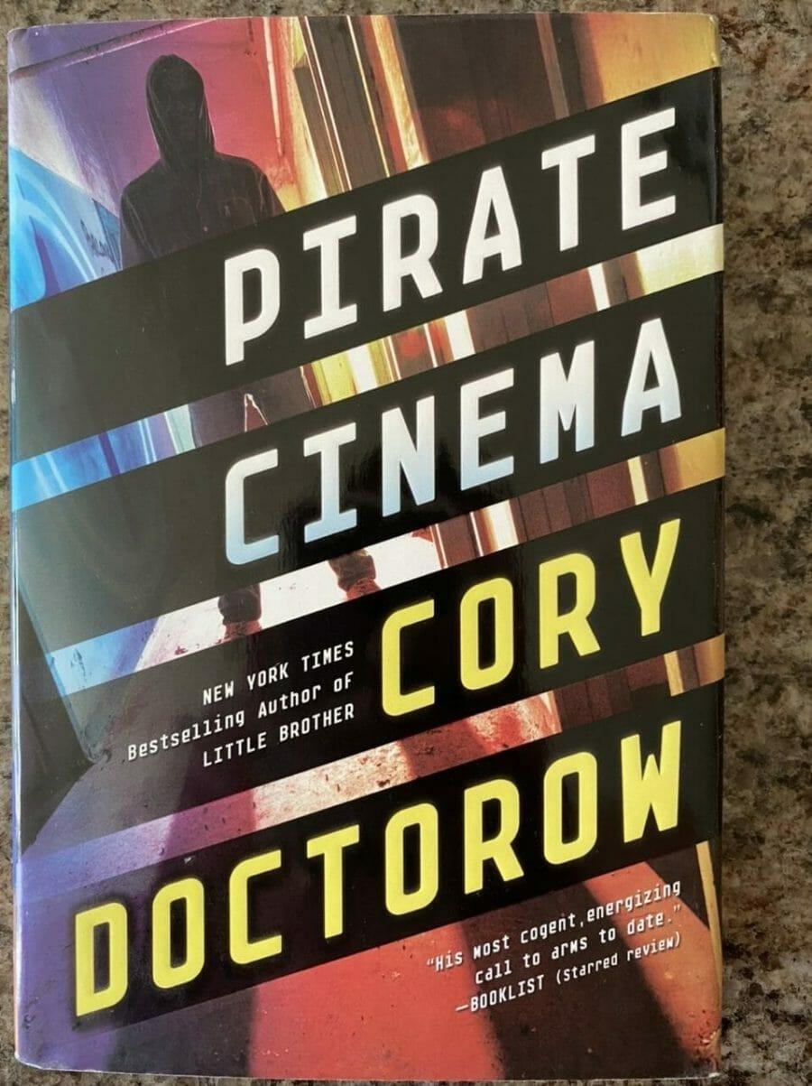 Book cover for Pirate Cinema
