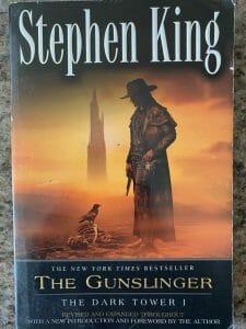 Book cover for The Gunslinger