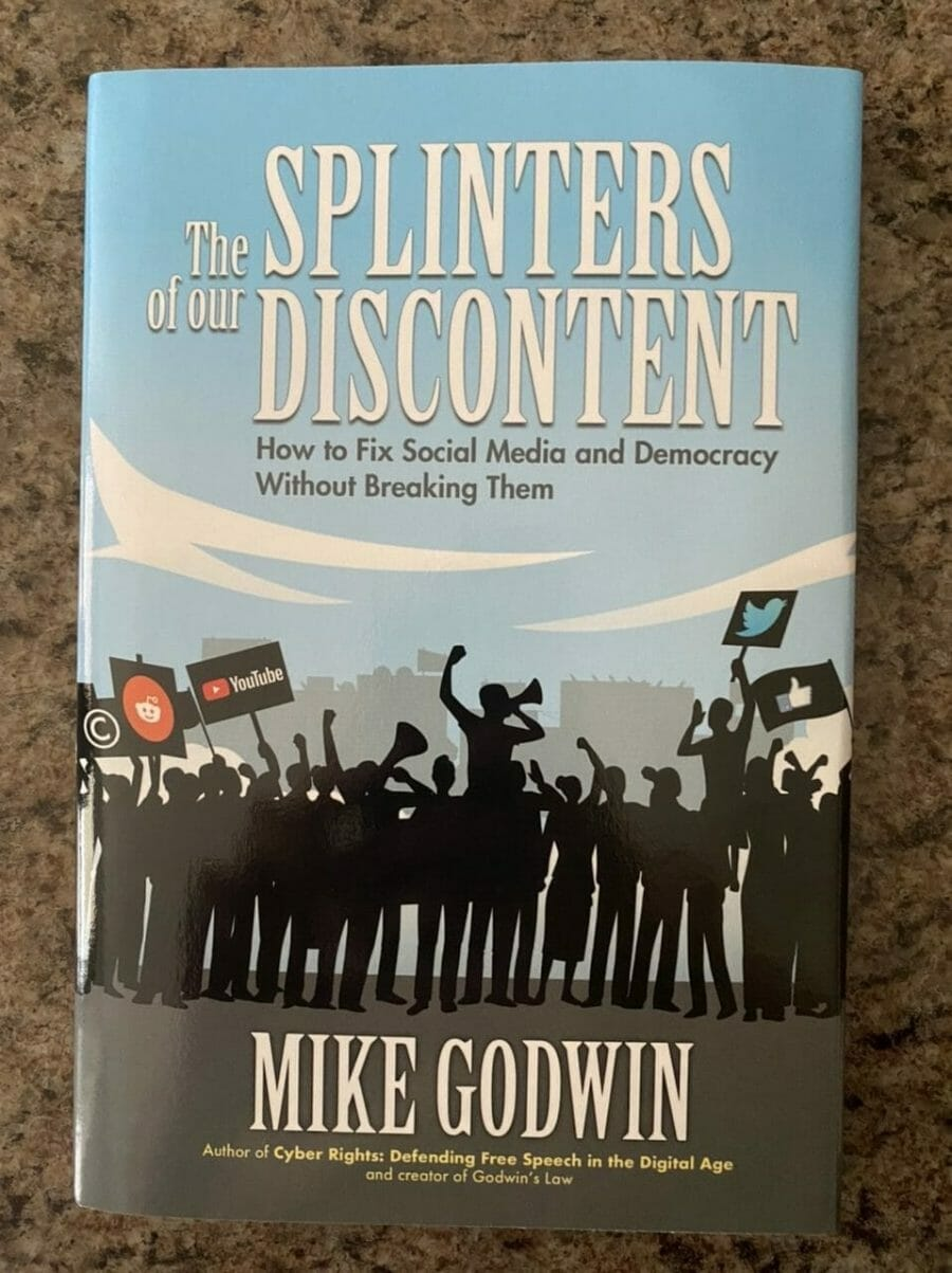 Book cover for The Splinters of our Discontent