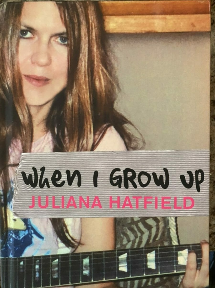 """Photo of the book """"When I Grow Up"""""""