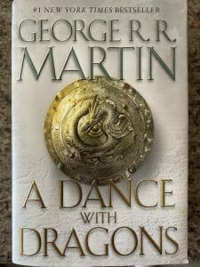 Book cover for A Dance With Dragons