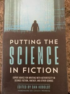 "Picture of the book ""Putting the Science in Fiction"""