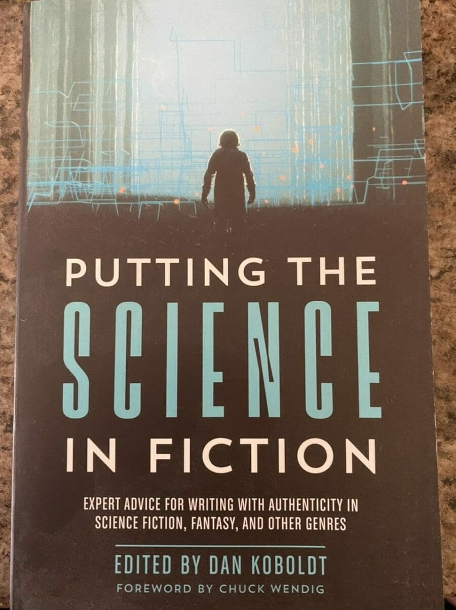 """Picture of the book """"Putting the Science in Fiction"""""""