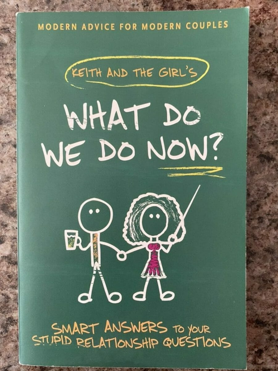 Book cover for What Do We Do Now