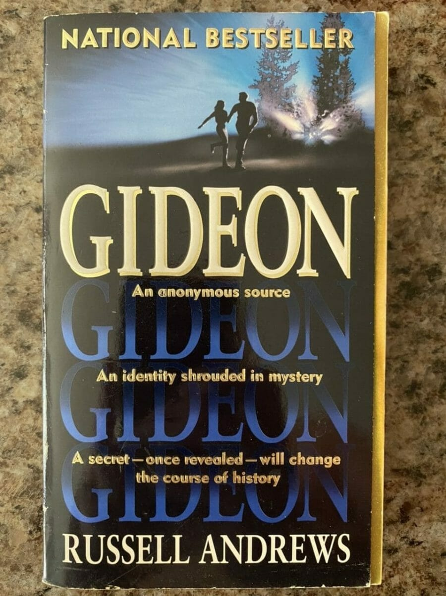 Book cover for Gideon