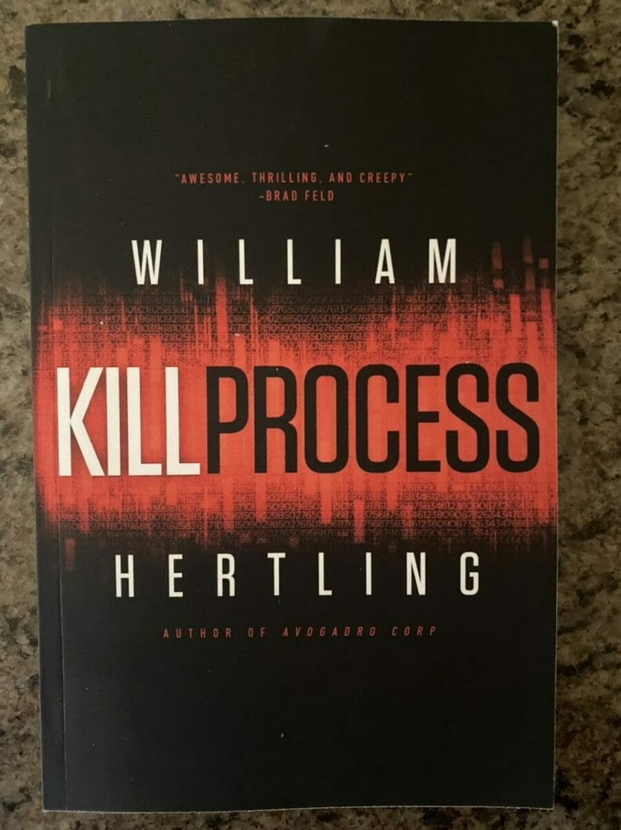 Book cover for Kill Process
