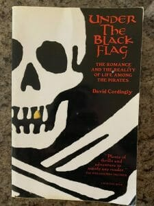 Book cover for Under The Black Flag