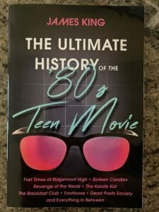 Book cover for The Ultimate History of the 80s Teen Movie