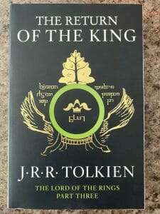Book cover for The Return of the King