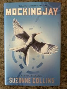 Book cover for Mockingjay