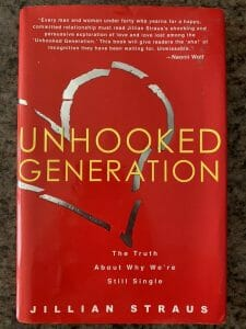 Book cover for Unhooked Generation
