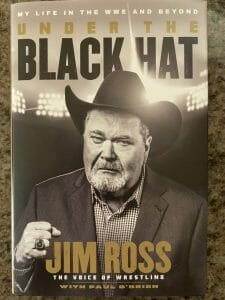 Book cover for Under The Black Hat