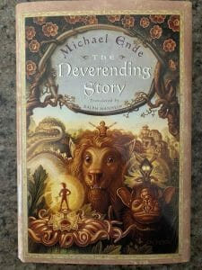 Cover for The Neverending Story