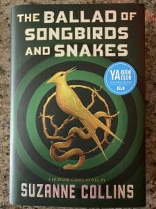 Cover for The Ballad of Songbirds and Snakes