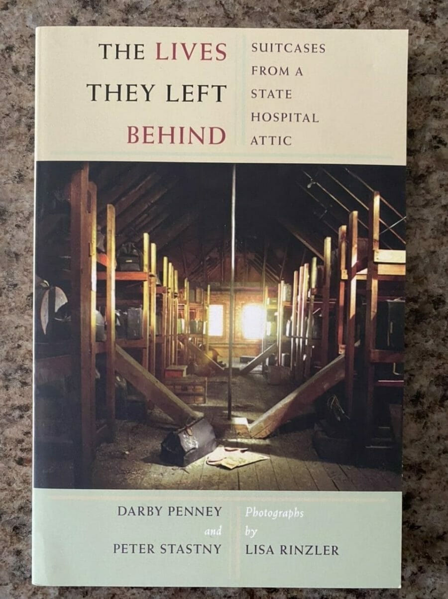 Cover for The Lives They Left Behind