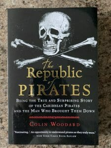 Cover for The Republic of Pirates