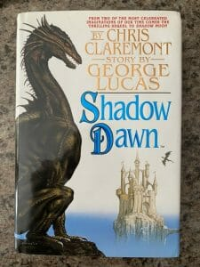 Book cover for Shadow Dawn