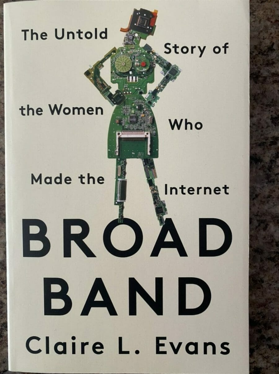 Book cover for Broad Band
