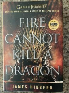 Book cover for Fire Cannot Kill A Dragon